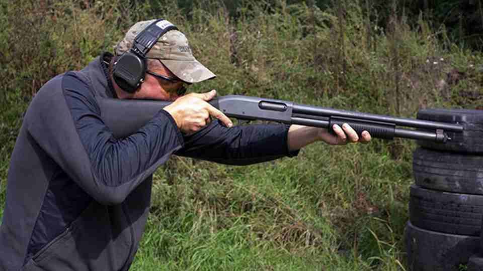 Shotgun, Revolver & Pistol Shooting