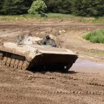 Berlin Tank Driving