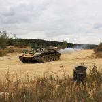 Berlin Tank Driving for Everyone
