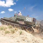 Berlin Tank Riding